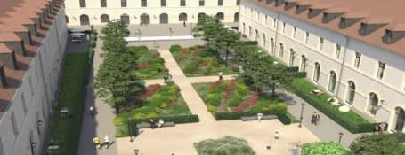 Compiègne proche du Château de Compiègne