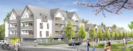 Cormeilles-en-Parisis quartier des Bois de Rochefort