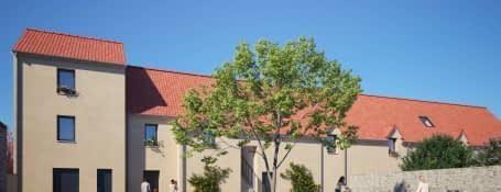 Cormelles-le-Royal centre-bourg