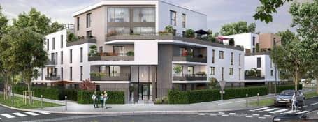Elancourt belle résidence avec extérieurs