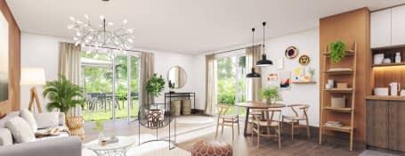 Fleury-sur-Orne Eco-Quartier éligible à la TVA 5,5%