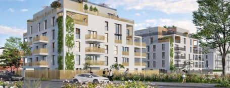 Guyancourt à 200 mètres du centre-ville