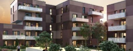 Haguenau quartier Thurot