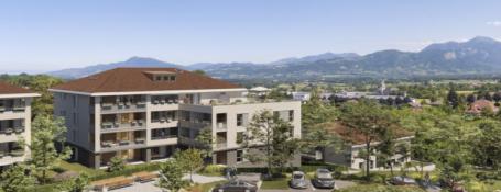 La Roche-sur-Foron au coeur des montagnes de Haute-Savoie