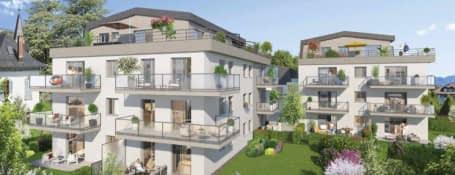 La Roche-sur-Foron lisière centre-ville