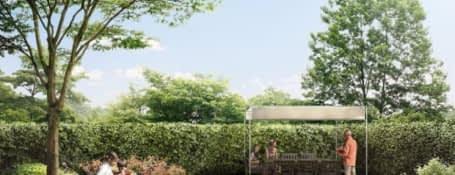Le Plessis-Trévise en bordure du Bois Saint-Martin