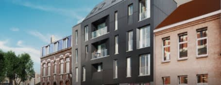 Lille quartier Saint Maurice Pellevoisin