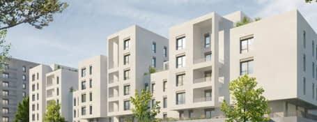 Lyon quartier Monplaisir