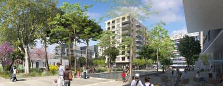 Marseille 01 proche parc Longchamp