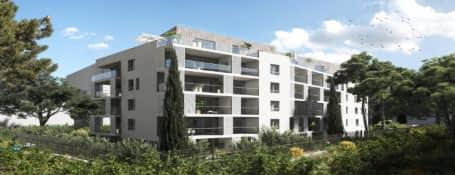 Marseille 10 Mauriac résidence intimiste de 37 logements