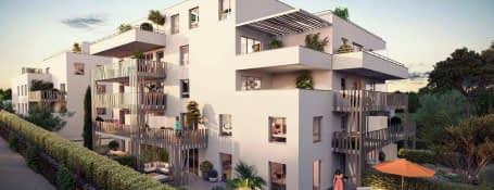 Marseille 12 village de Montolivet