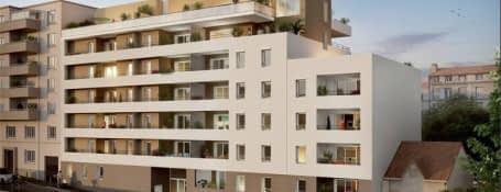 Marseille 4 à proximité du Parc Longchamp