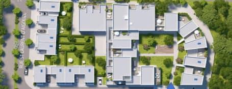 Marsillargues secteur résidentiel proche centre