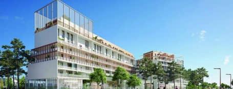 Mérignac proche futur tramway