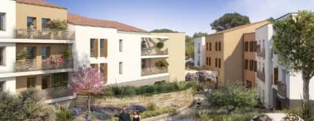 Meyreuil aux portes d'Aix-en-Provence