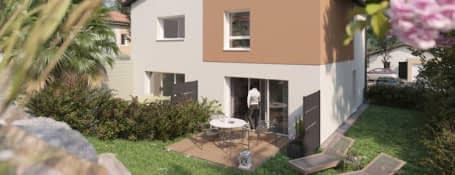 Mondonville quartier résidentiel