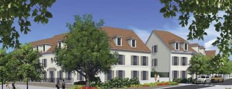Montfort-L'amaury face école Saint-Louis