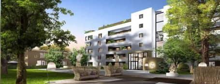 Montpellier cœur du quartier La Pompignane