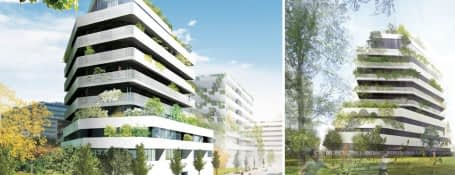 Montpellier quartier des Consuls de Mer