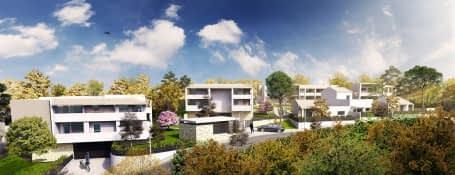 Montpellier quartier des Grèzes