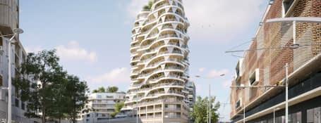 Montpellier quartier Saint Roch