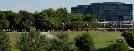 Montpellier résidence de standing quartier de la nouvelle mairie