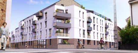 Nantes nouveau quartier Canclaux