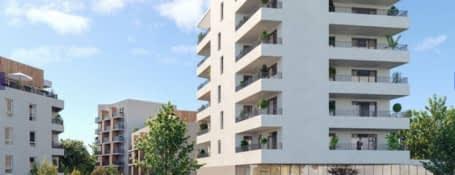 Nantes proche quartier Erdre-Porterie