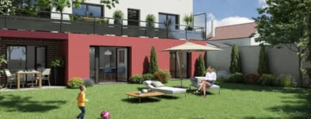 Neuilly-sur-Marne proche éco-quartier Maison Blanche