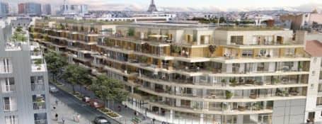 Paris 15 à deux pas des commodités