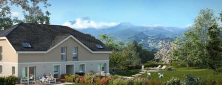 Saint-Alban-Leysse proche d'Aix-Les-Bains