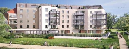 Saint-André-Lez-Lille quartier Sainte-Hélène