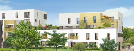 Saint-Cyr-L'Ecole quartier Charles-Renard