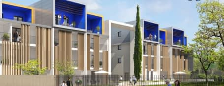 Saint-Jean-de-Védas éco-quartier de Roque Fraïse