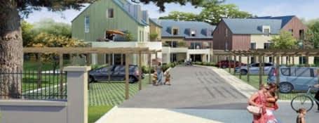 Saint-Lunaire quartier résidentiel