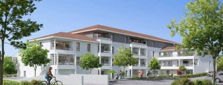 Saint-Martin-de-Seignanx quartier résidentiel
