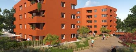 Saint-Martin-d'Hères écoquartier Daudet