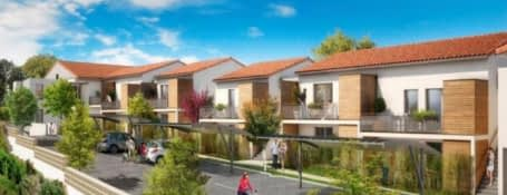 Saint-Orens-de-Gameville quartier résidentiel