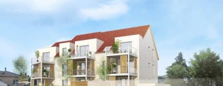 Schweighouse-sur-Moder dans quartier résidentiel