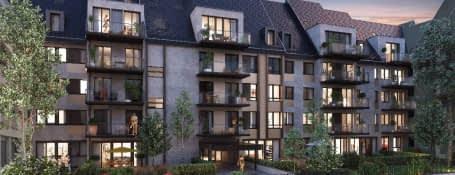 Strasbourg quartier la Krutenau