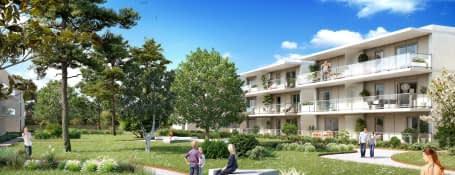 Thonon-les-Bains quartier résidentiel à 2 minutes du centre