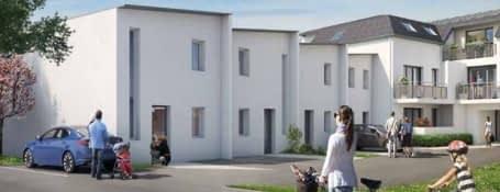 Thouaré-sur-Loire proximité centre-bourg