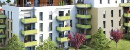 Toulouse coeur quartier Lalande