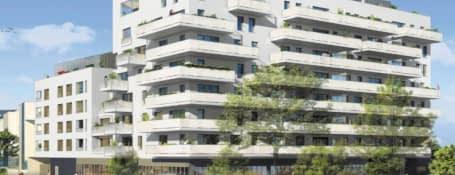 Toulouse proche quartiers Saint-Cyprien et Lardenne