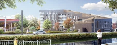 Tourcoing Quartier Blanche-Porte Flocon