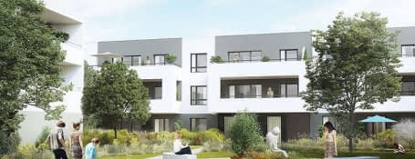 Villenave-d'Ornon futur quartier golf de Geneste