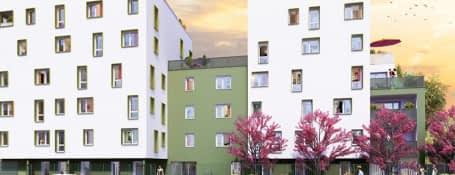 Villeurbanne quartier Bon Coin