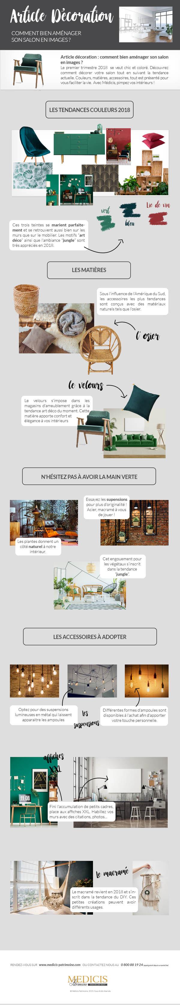 Bien Decorer Son Salon En Ce Qui Concerne Article Décoration, Comment Bien  Aménager Son Salon